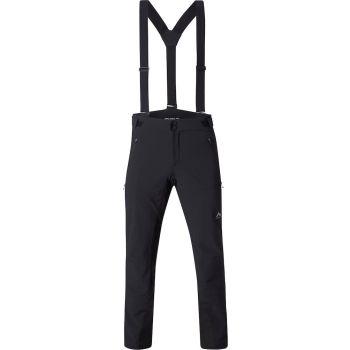 McKinley MONCH MN, moške pohodne hlače, črna