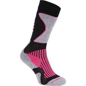 McKinley NEW NILS UX, moške smučarske nogavice, črna