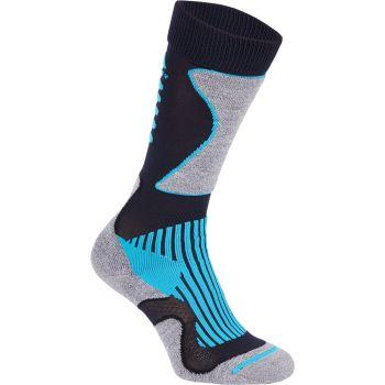McKinley NEW NILS UX, moške smučarske nogavice, modra