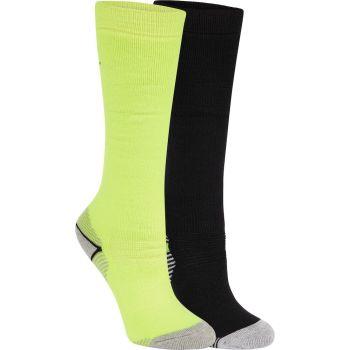 McKinley ROB JRS 2-PACK MCK, otroške smučarske nogavice, črna