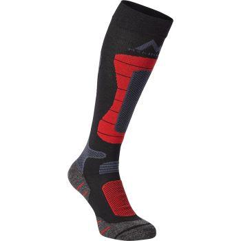 McKinley BEN UX, moške smučarske nogavice, črna
