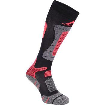 McKinley PERFORMANCE UX, moške smučarske nogavice, črna