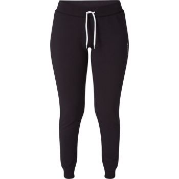 Energetics MARLOUK WMS, ženske fitnes hlače, črna