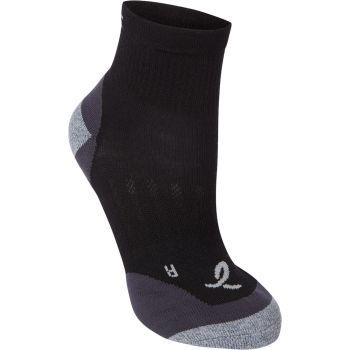 Energetics BAVOS II UX, moške tekaške nogavice, črna