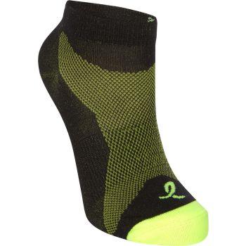 Energetics LAKIS II UX, moške tekaške nogavice, črna