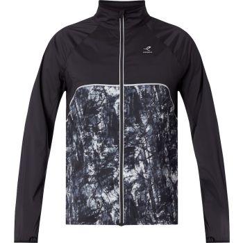 Energetics JIM III UX, moška tekaška jakna, črna