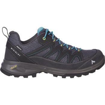 McKinley VULCANUS AQX W, pohodni čevlji, siva