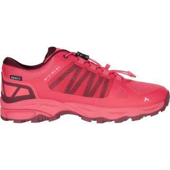 McKinley KANSAS II AQB JR, pohodni čevlji, roza