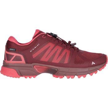 McKinley KANSAS II AQB W, pohodni čevlji, rdeča