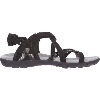 McKinley AHTRA W, sandali, črna