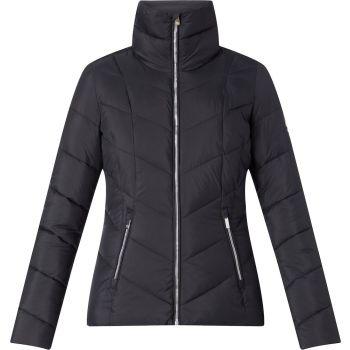 McKinley GLANER JKT WMS, ženska pohodna jakna, črna