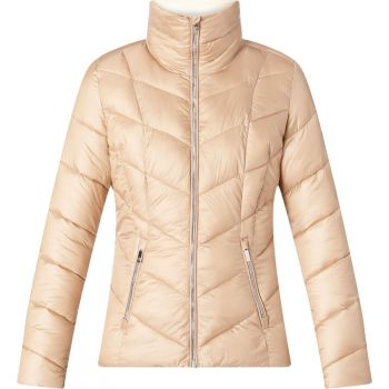 McKinley GLANER JKT WMS, ženska pohodna jakna, zlata