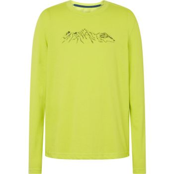 McKinley BELLUN JRS, otroška pohodna majica, zelena