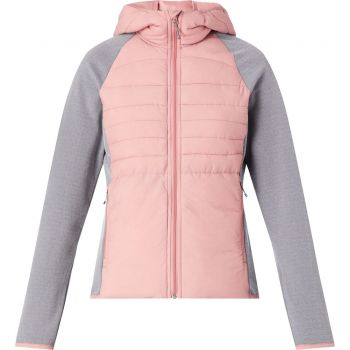 McKinley JORIS HY WMS, ženska pohodna jakna, roza