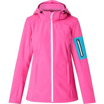 McKinley KADINO WMS, ženska pohodna jakna, roza