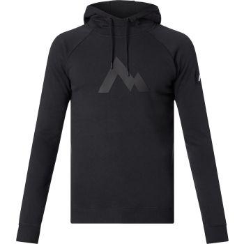 McKinley GARRY II UX, pulover m.snb, črna