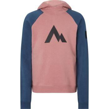 McKinley GARRY II JRS, pulover o.snb, roza