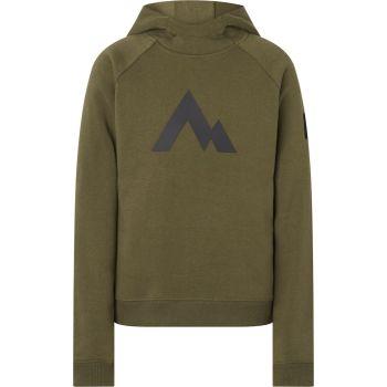 McKinley GARRY II JRS, pulover o.snb, zelena