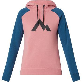 McKinley GOLDIE II WMS, pulover ž.snb, roza