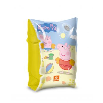 Mondo PEPA PIG, rokavčki, rumena