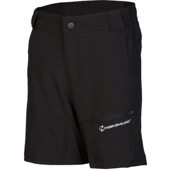 Nakamura TOUR SHORTS, hlače o.kr kol, črna