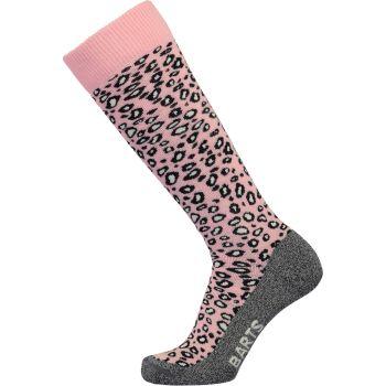 Barts ANIMAL PRINT, nogavice ž.smu, roza