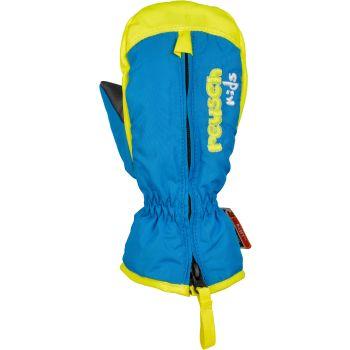 Reusch BEN MIT, otroške smučarske rokavice, modra