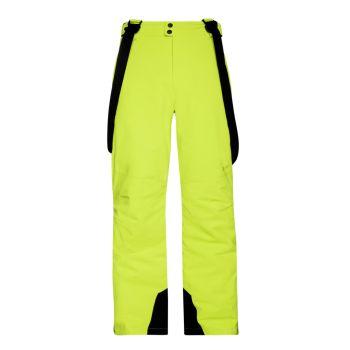 Protest OWENS, moške smučarske hlače, rumena