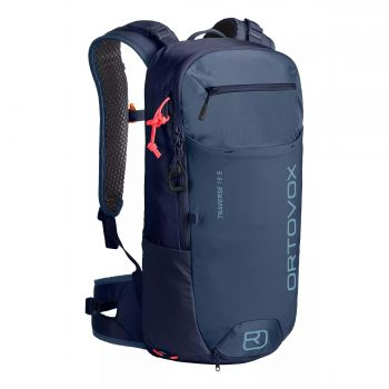 Ortovox TRAVERSE 18 S 2.0, pohodniški nahrbtnik, modra