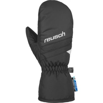 Reusch BENNET R-TEX XT JUNIOR MITTEN, otroške smučarske rokavice, črna