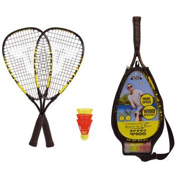 Talbot Torro SPEED 4400, badminton set, rumena