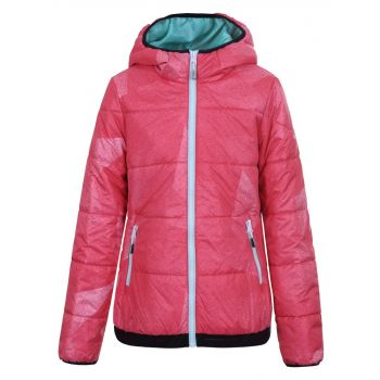 Icepeak KITTERY JR, jakna o.poh, roza