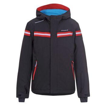 Icepeak LAVON JR, otroška smučarska jakna, črna