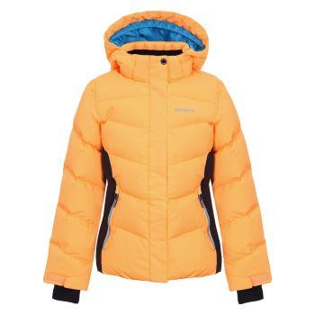 Icepeak LILLE JR, otroška smučarska jakna, oranžna