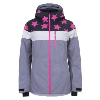 Icepeak CLEARLAKE, ženska smučarska jakna, siva