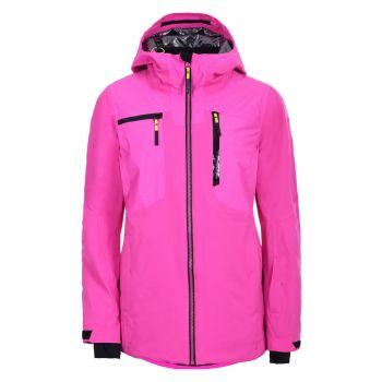 Icepeak CAMDEN, ženska smučarska jakna, roza