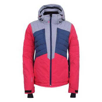 Icepeak COLETA, ženska smučarska jakna, rdeča