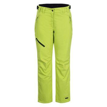 Icepeak JOSIE, ženske smučarske hlače, zelena