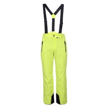 Icepeak NOXOS, moške smučarske hlače, rumena
