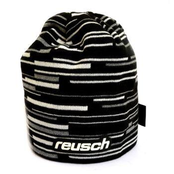 Reusch CAREZZA, moška smučarska kapa, črna