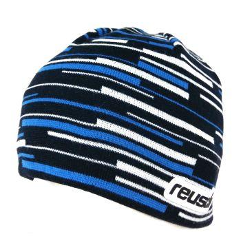 Reusch CAREZZA, moška smučarska kapa, modra