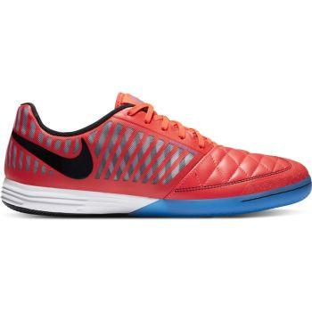 Nike LUNAR GATO II IC, moški dvoranski nogometni copati, rdeča