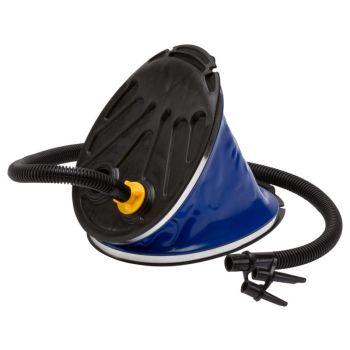 Tecnopro 6011 FOOTPUMP, tlačilka, modra