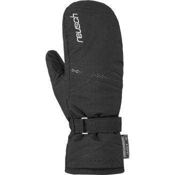 Reusch HANNAH R-TEX XT MITTEN, ženske smučarske rokavice, črna