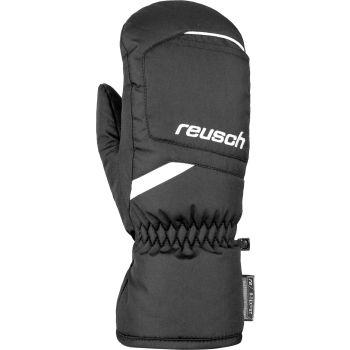 Reusch BENNET R-TEX XT JR MIT, otroške smučarske rokavice, črna