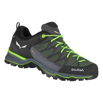 Salewa MTN TRAINER LITE GTX, pohodni čevlji, zelena