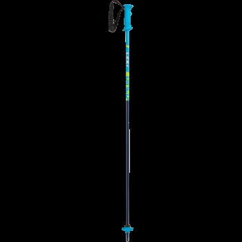 Leki RIDER, otroške smučarske palice, modra