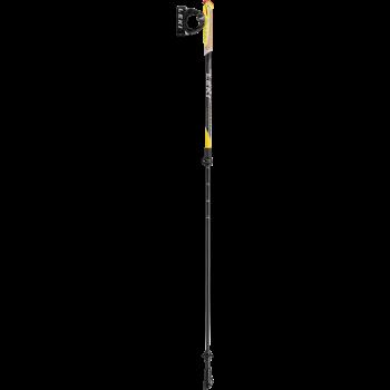 Leki SPIN SHARK SL, palice za nordijsko hojo, črna