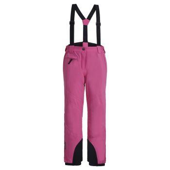Icepeak LAGOS JR, otroške smučarske hlače, roza