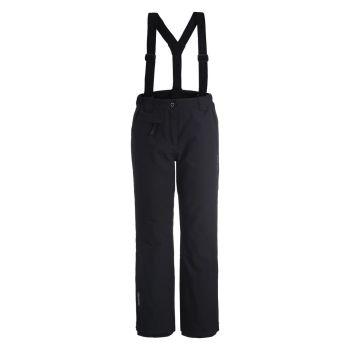 Icepeak LAGOS JR, otroške smučarske hlače, črna